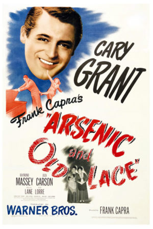 <br>ARSENIC AND OLD LACE