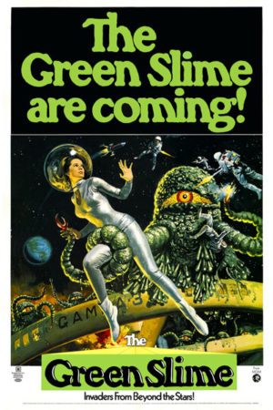 <br>GREEN SLIME