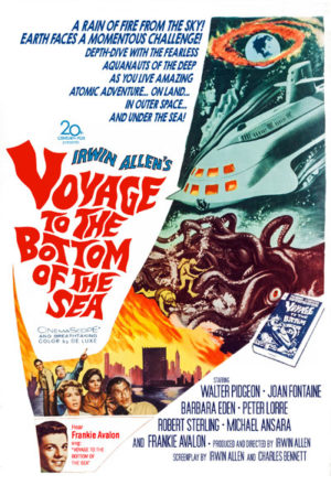 <br>VOYAGE TO THE BOTTOM OF THE SEA