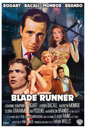 <br>BLADE RUNNER