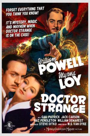 <br>DOCTOR STRANGE
