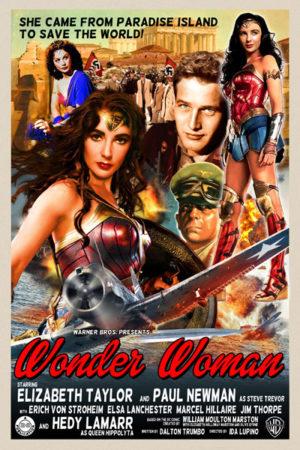 <br>WONDER WOMAN